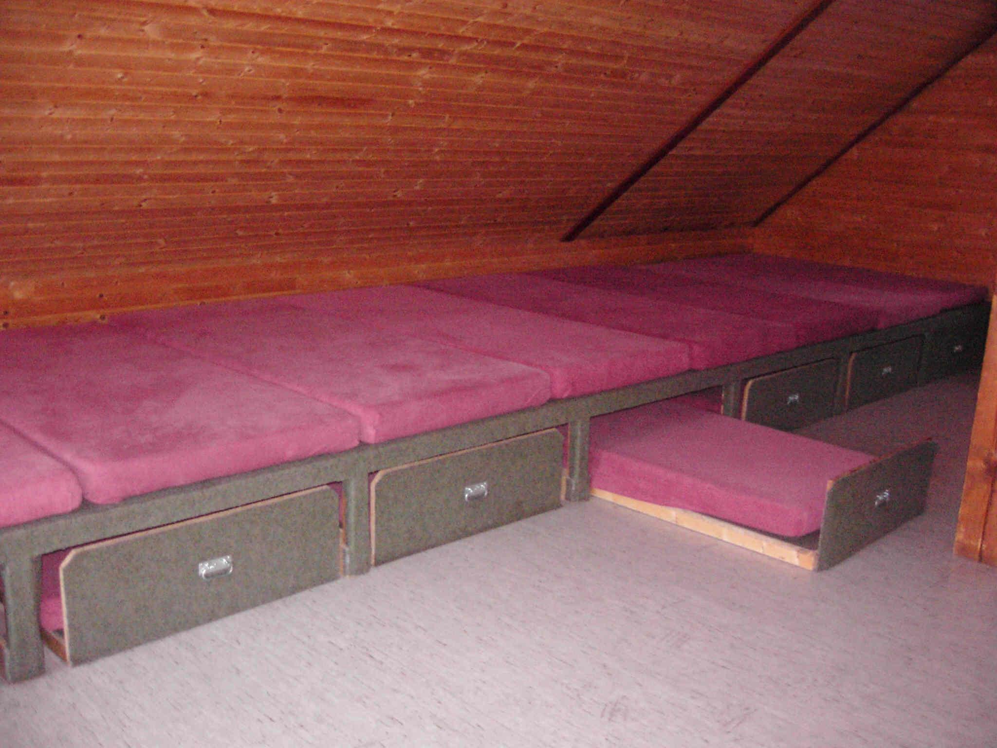 Matratzenlager  Matratzenlager